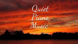 Quiet Piano Music 432 Hz
