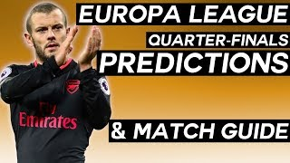 UEFA Europa League Quarter-Finals Predictions: The Ultimate Guide to the Europa League!
