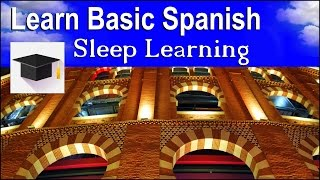 vuclip Sleep Learning ★ Spoken Spanish ★ Learn Spanish With The Power Of Binaural Beats.
