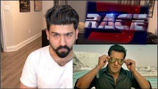 RACE 3 Trailer Reaction | Salman Khan, Bobby Deol, Remo | RajDeepLive