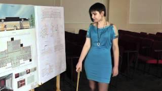 Семено Вероника - защита дипломного проекта, 28.05.2012г.