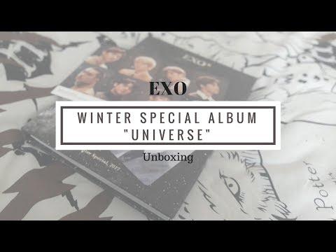 [Unboxing] EXO : Winter Special Album 2017...