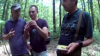 Пруха!!!!  Темный лес и... и ЗОЛОТО с серебром!!!! XP DeuS