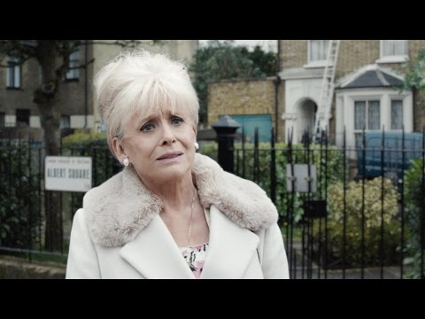 Peggy Mitchell's last goodbye - EastEnders 2016: Trailer - BBC One
