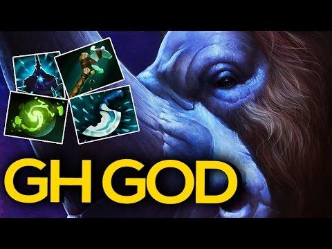 GH GOD | The Art of Next Level Dota