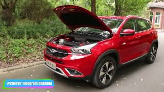 Chery Tiggo7 Beautiful Design