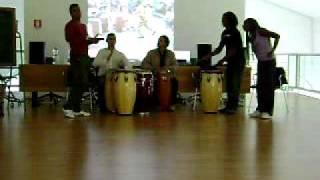 WAWANCO-DANZE AFRO CUBANE-RUMBA