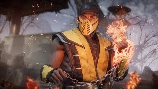 MK11 - Pro Players Exhibition Match (Gameplay Reveal London) 2019.01.17