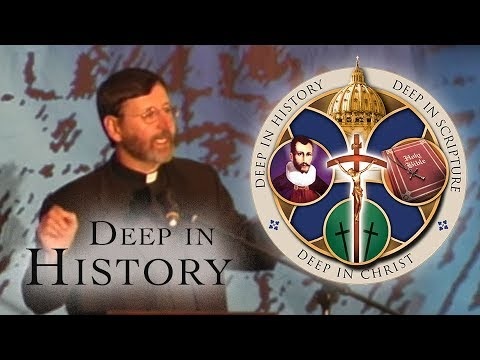 Scripture and the Early Church - Fr. Mitch Pacwa