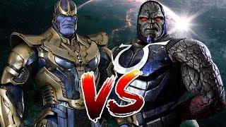 Darkseid VS Thanos | Who Wins?