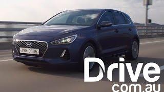 2017 Hyundai i30 Hatch First Drive Review Drive.com.au