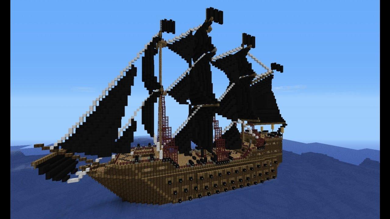 minecraft pirate ship servers