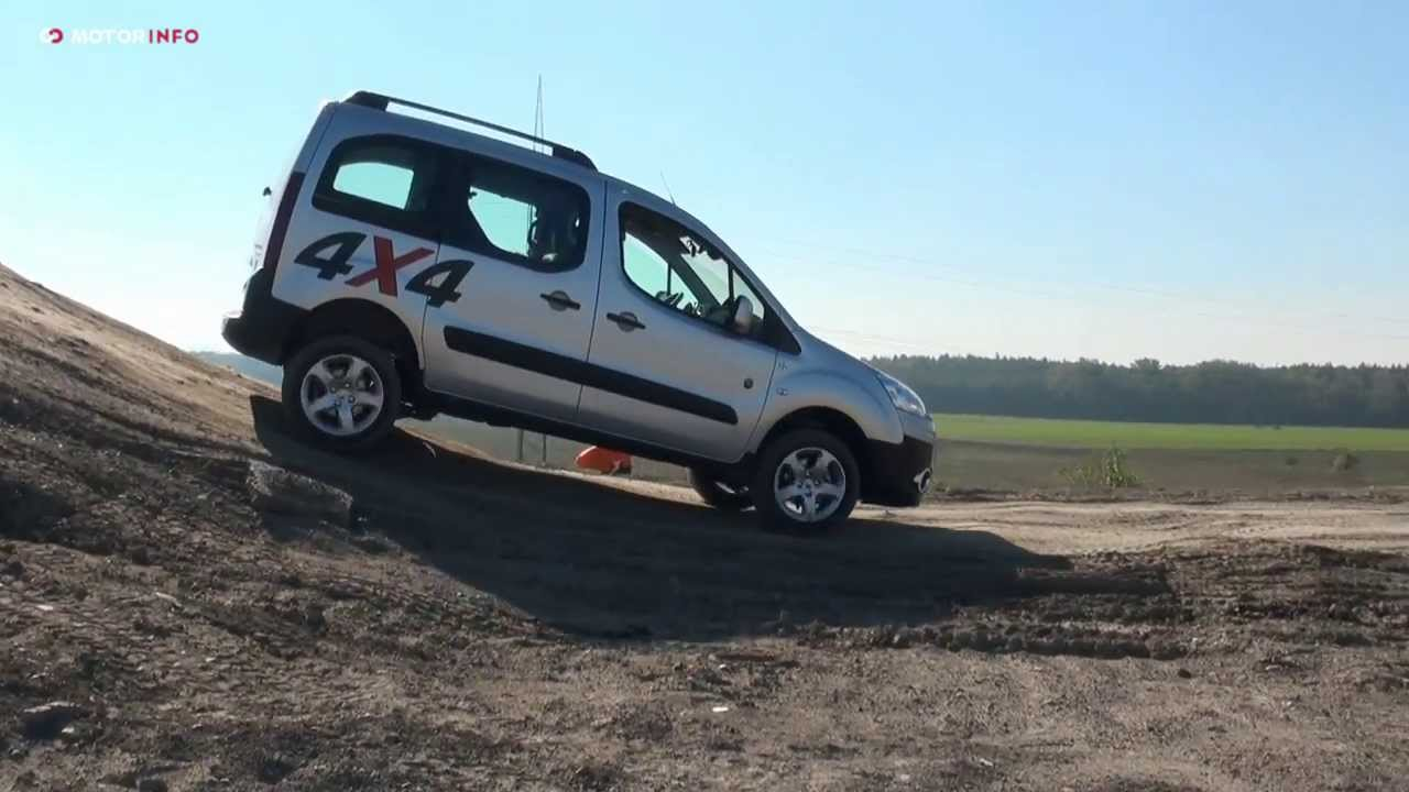 4X4 Off Road >> Peugeot Dangel 4x4 Test Drive - YouTube