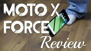 Moto X Force Shatterproof Smartphone Review with Pros & Cons