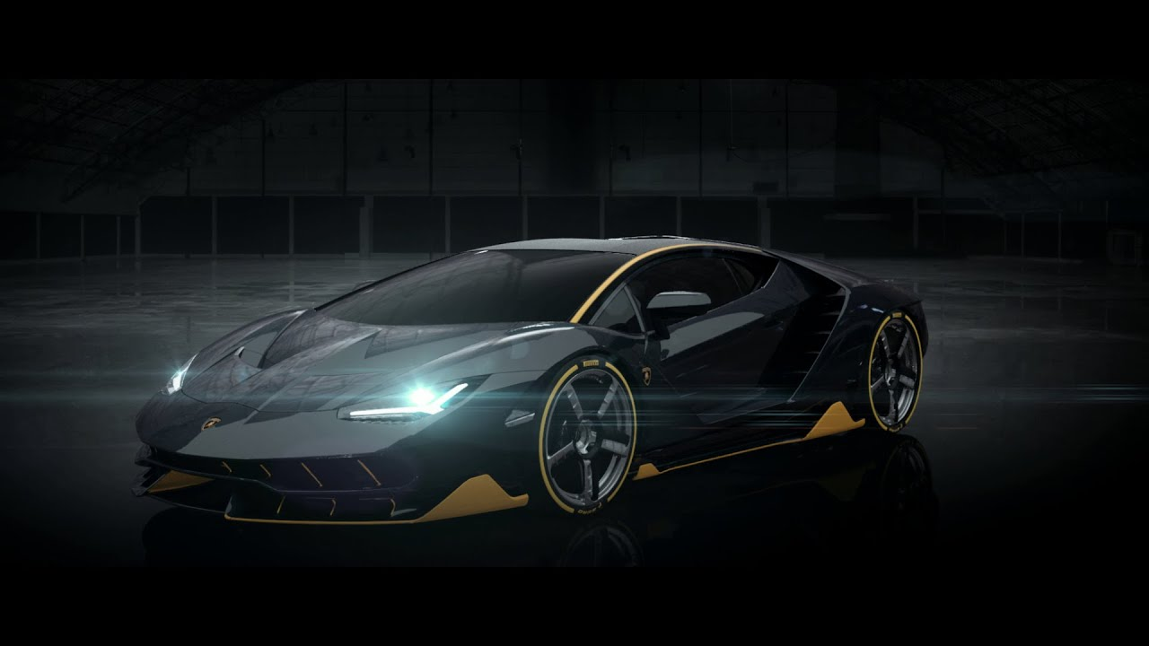 Lamborghini Centenario LP 770-4: Perfection Forged
