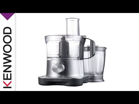 Kenwood Multipro (FPM250) Compact Food Processor | Introduction