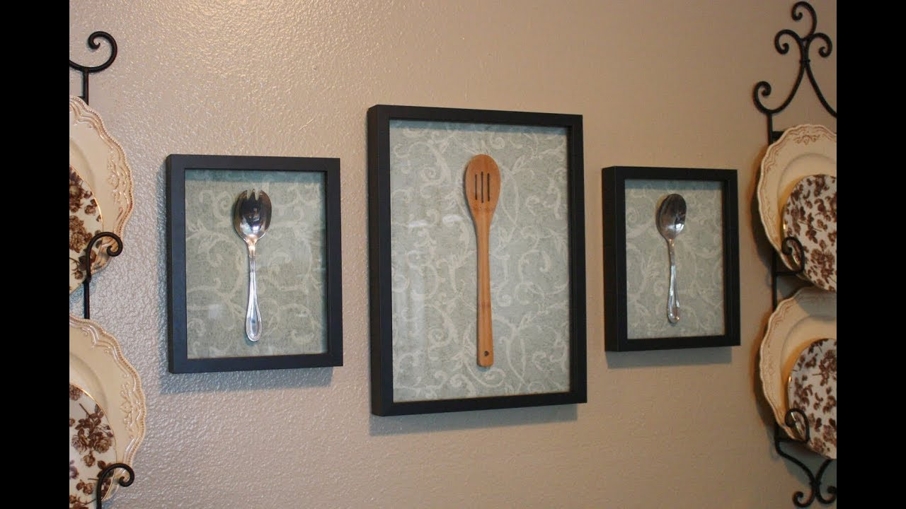 DIY Kitchen Wall Décor Ideas  YouTube