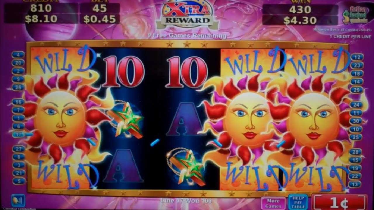 Slot Machine Games With Bonus