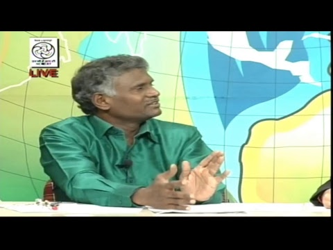 Live discussion on English Language by Dr R Meghanathan with Shabeela Rasheed