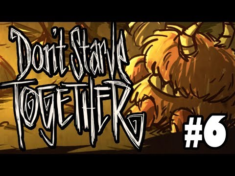 Don't Starve Together - HALLOWED NIGHTS (with Viewers) - Part 6