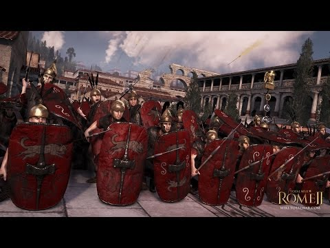 Total War: Rome II - Rome Livestream Campaign - Episode 34