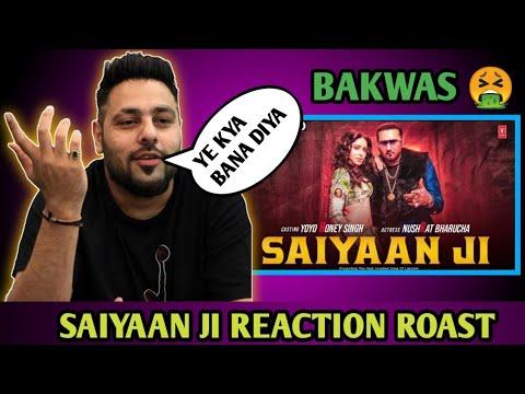saiyaan-ji-song-reaction-roast-!-honey-singh-new-song-!-saiyaan-ji-roast