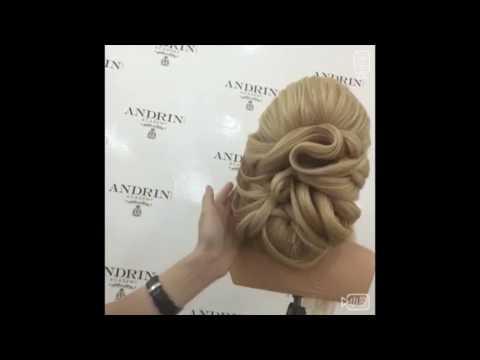 Andrin Academy  。Bridal Hairdo