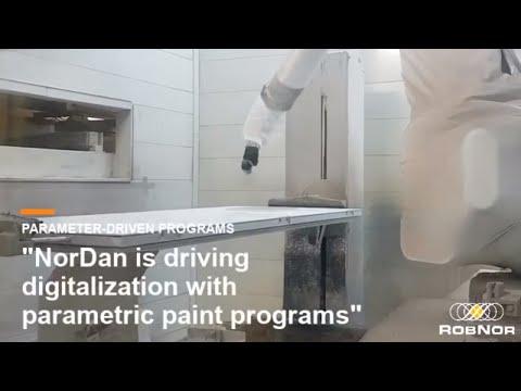 PARAMETRIC ROBOT PROGRAMS