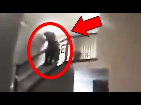 5 Haunting Ghost Videos That Are TOO Scary To Watch ALONE !