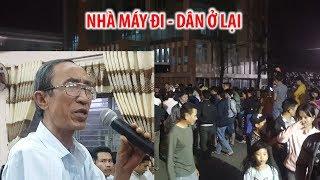 """Dân nói gì khi Đà Nẵng chọn """"người ở lại, nhà máy thép dời đi""""?"""