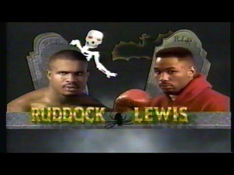 Razor Ruddock vs Lennox Lewis, 1992 - ENTIRE HBO PROGRAM
