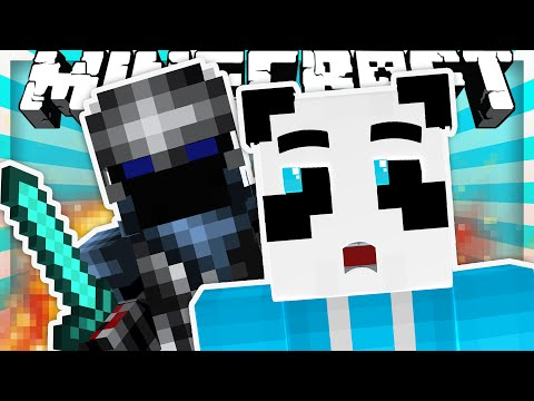 THEY ARE CHASING ME!! | Minecraft Hunger Games #9