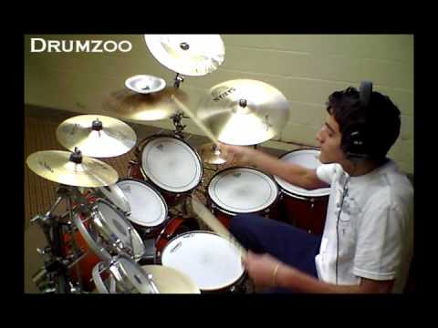 """Whataya Want From Me"" by Adam Lambert - Drum Cover / Remix    ( Drumzoo . What do you )"