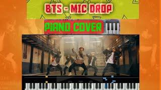 BTS - Mic Drop ?| Piano Tutorial | 방탄소년단 | Keyboardist Game