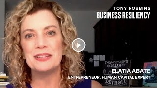 How To Empower Success In A Time Of Uncertainty And Disruption | Elatia Abate | Business Resiliency