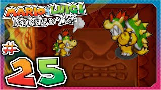 Mario and Luigi: Partners In Time - Part 25: BOWSER MEETS BOWSER!