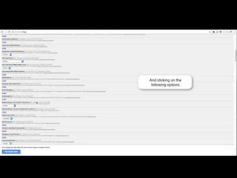 PHYLOViZ Online - Enabling WebGL after Chrome update