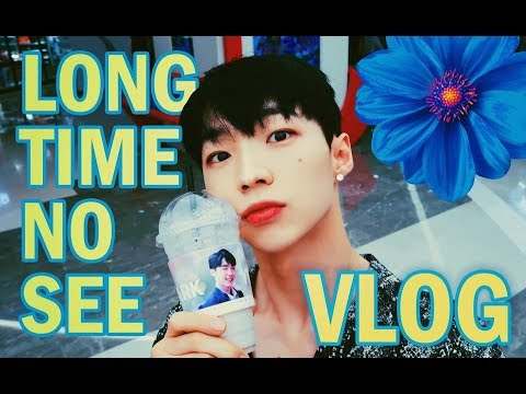 VLOG - LONG TIME NO SEE! EVENT DAY!
