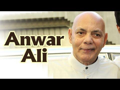 The Unforgettable Actor - Anwar Ali
