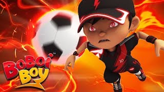 BoBoiBoy  - Football Fight | Kids Cartoons | Animation | Moonbug After School