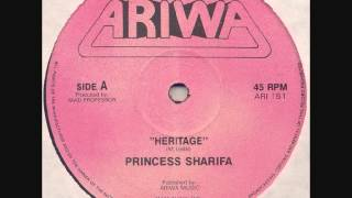 Princess Sharifa - Heritage
