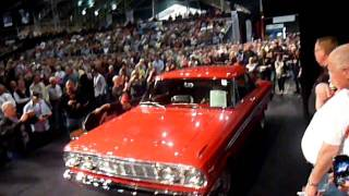 Barrett Jackson Armed forces Charity Ford Auction