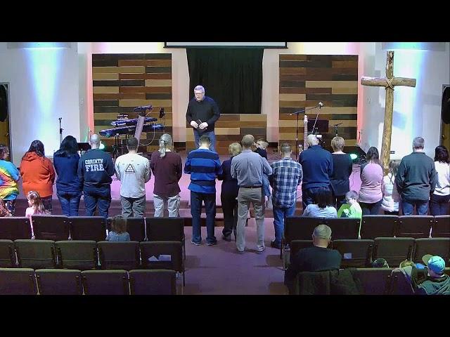 March 10, 2019 - Pastor Dean Brown - You Belong! You Belong With the Church