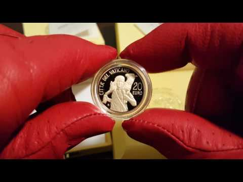 2009 Vatican City Proof Gold Coins. V8
