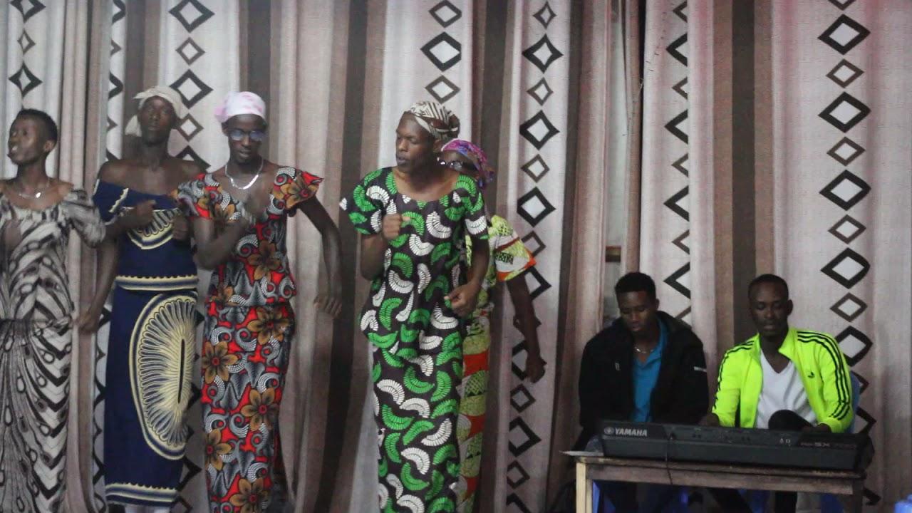 Download ndaguhetse by 630 commedy choir new song