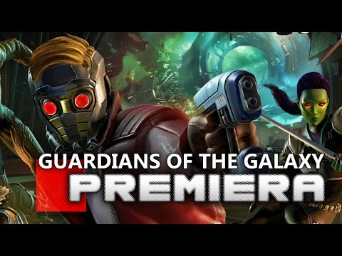 Guardians of the Galaxy - PREMIERA