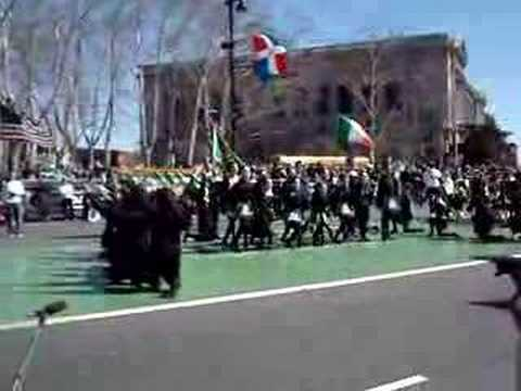 McDade at the 2008 Philadelphia Saint Patrick's Day Parade