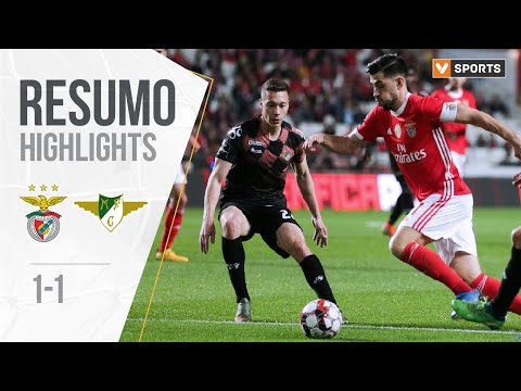 Highlights | Resumo: Rio Ave 2-3 Benfica (Liga 18/19 #33) from YouTube · Duration:  5 minutes 1 seconds