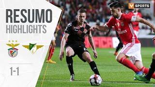 Highlights   Resumo: Benfica 1-1 Moreirense (Liga 19/20 #23)