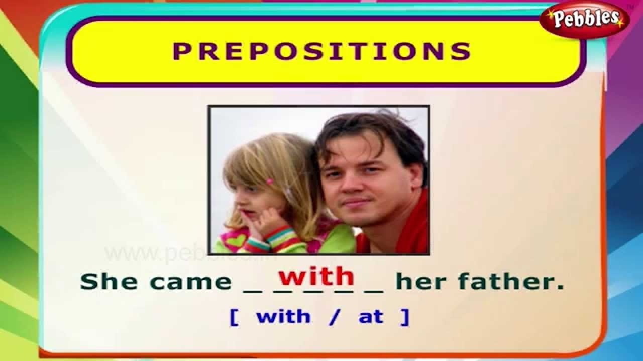verbs with prepositions exercises pdf